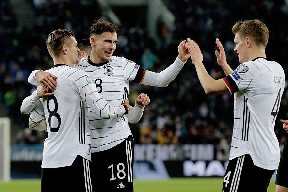 Camisetas de futbol Alemania replicas 2020