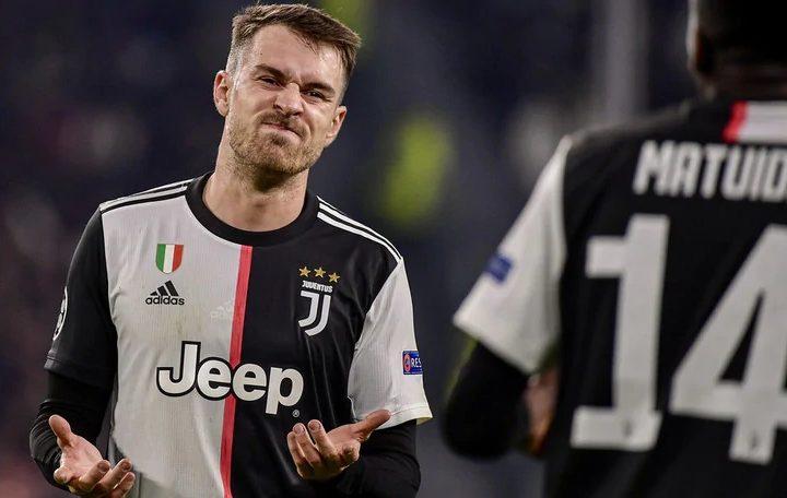 La Juventus planea vender Ramsay