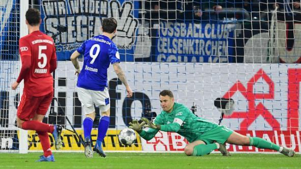 Horrible! La Bayern Munich German Cup gana 33 juegos seguidos, ¡The Treble es muy prometedor!