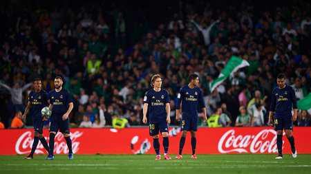 Casemiro: Perdido ante el Real Betis podría costarle al Real Madrid perder el título de La Liga