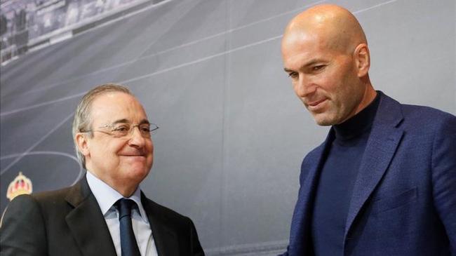 Si el Real Madrid no tiene título esta temporada, Pochettino podría reemplazar a Zidane.