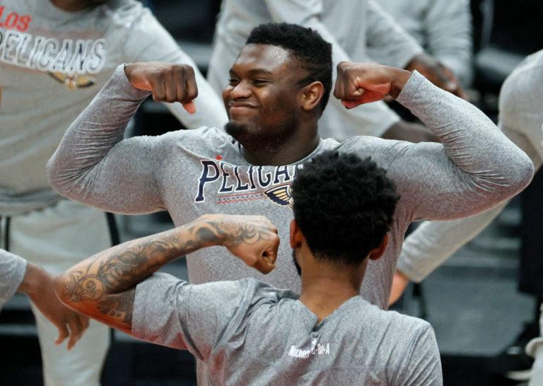 Camisetas New Orleans Pelicans Baratas